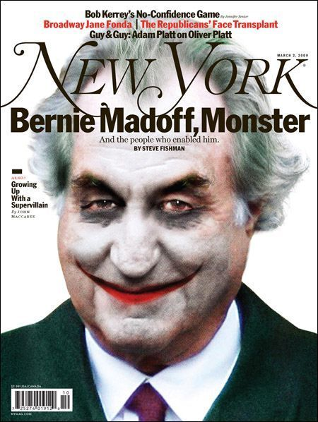 New Yorker (2 de Marzo de 2009) Portadas revistas
