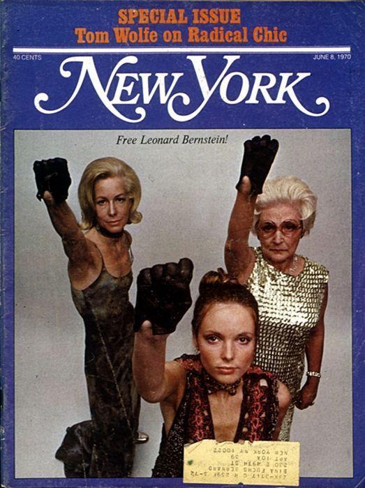 Portada revista New York