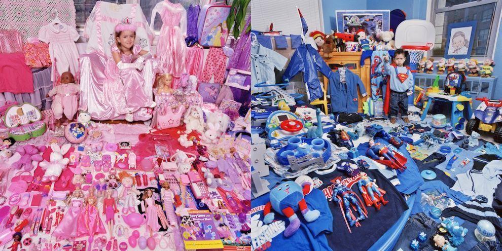 No es buena idea dar muñecas a los niños y coches a las niñas, Remo H. Largo
