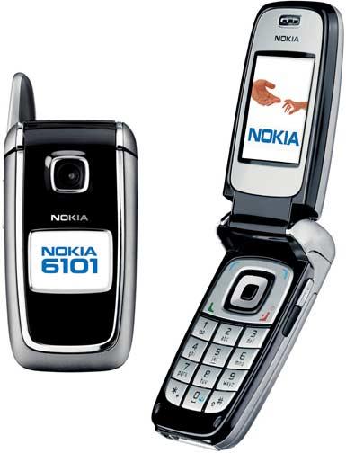 el entrañable Nokia 6101