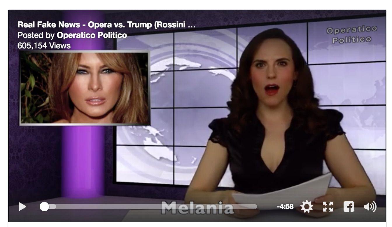 Ópera vs. Trump