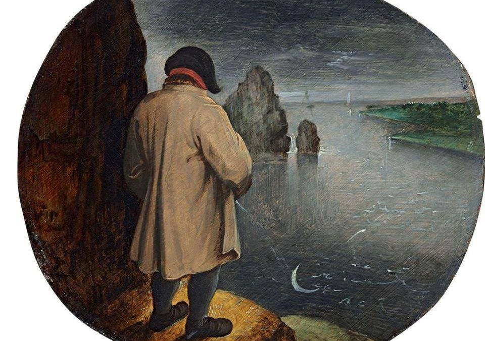 Orinar contra la luna (Querer lo imposible) (1559)