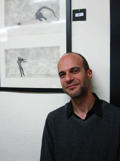 Oscar Sanmartín Vargas, poeta visual