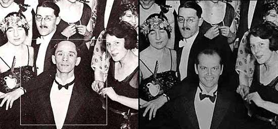 El 4 de Julio de 1921 en el Overloook Hotel