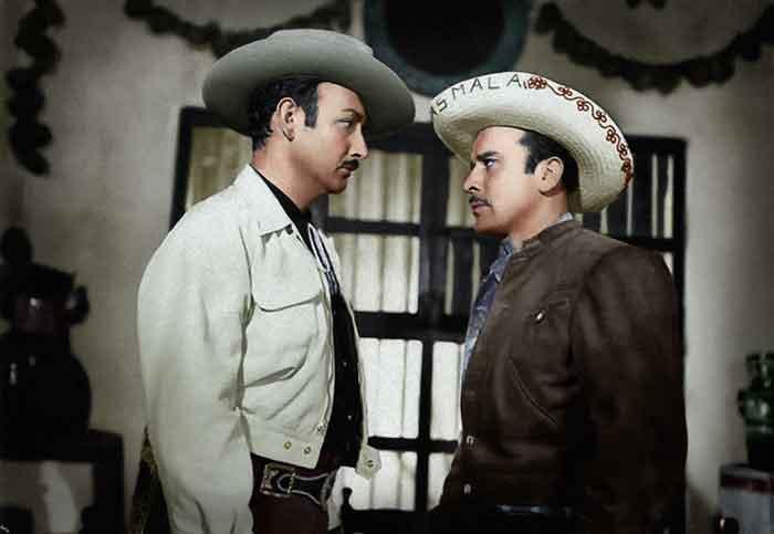 Dos tipos de cuidado de Ismael Rodríguez, 1953