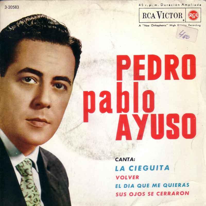 Pedro Pablo Ayuso en Ersilias