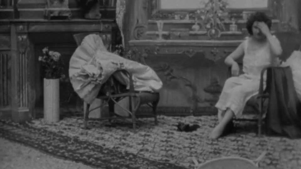 Película erótica victoriana, Brighton Esmé Collings, 1896
