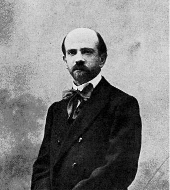 Pío Baroja joven