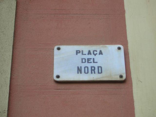 Plaça del Nord