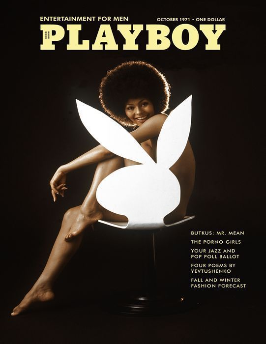 Portada revista Play Boy