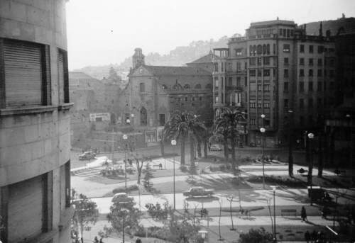 Plaza de Lesseps (Barcelona)