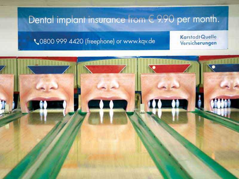 Dentista Poesía Visual Publicidad