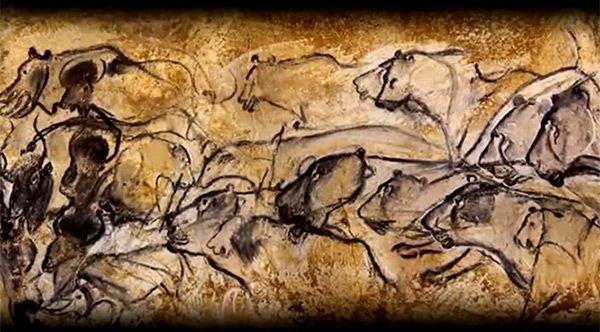 Primera película de la historia de la humanidad… en el Paleolítico
