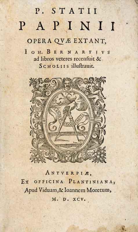 Publio Papinio Estacio poeta, Nápoles, 45-96