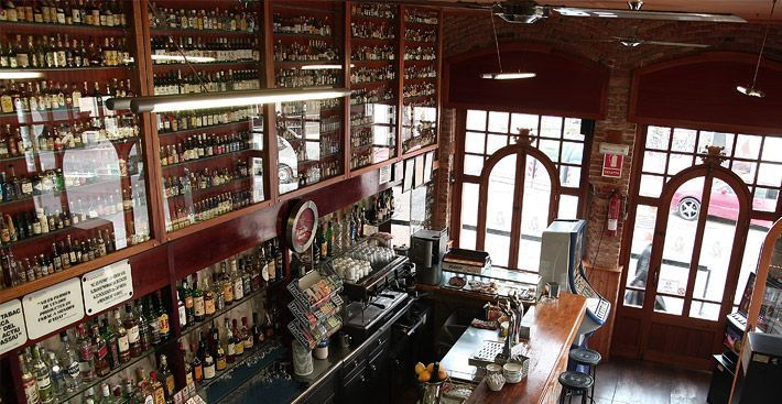 Bar-Restaurante Quimet de Horta