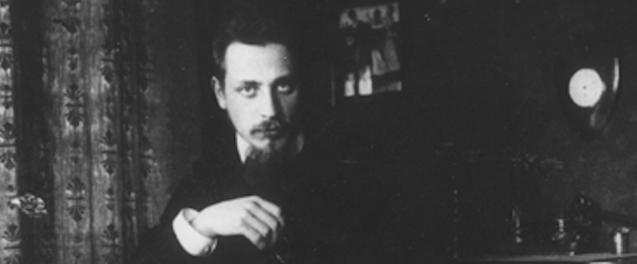 Rainer Maria Rilke, escritor, consejos