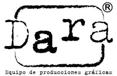 Logo Equipo de producciones gráficas DaRa