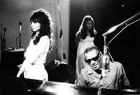 Ray Charles, la música era sus ojos
