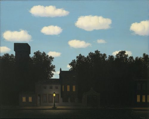 Poesía Visual de René Magritte
