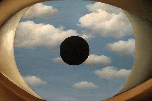 René Magritte, poeta visual