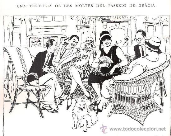 Ilustración de Ricard Opisso