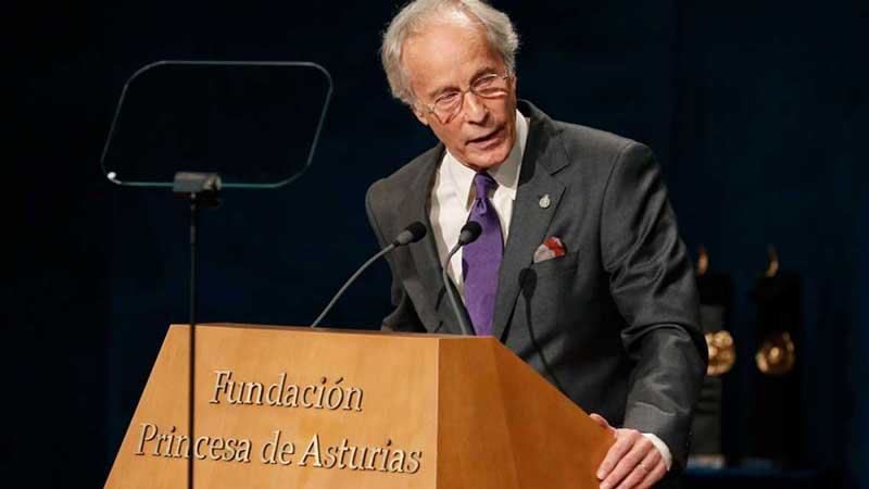 Discurso de Richard Ford al recoger el Premio Príncipe de Asturias de las Letras 2016