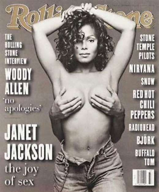Rolling Stone (Janet Jackson)