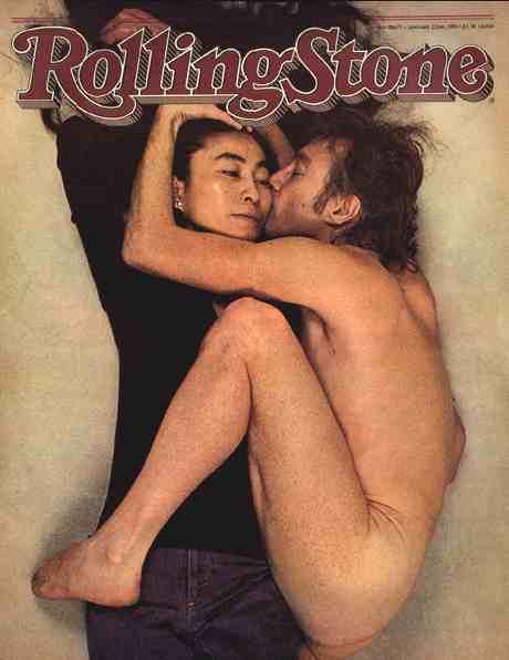 Rolling Stone (John Lennon y Yoko Ono) Portadas revistas