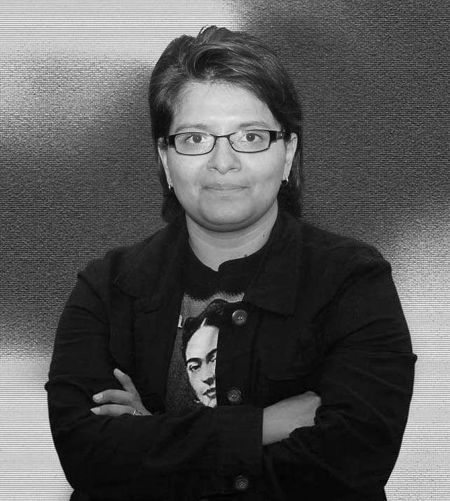 Romina Cazón, poeta visual