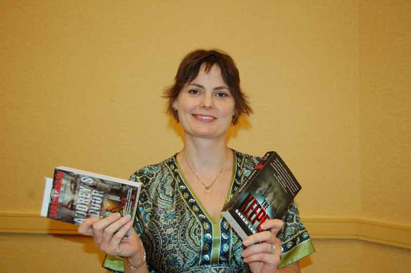 Sarah Langan, escritor, consejos