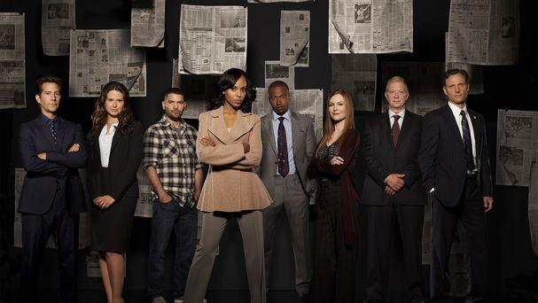 Scandal, serie TV