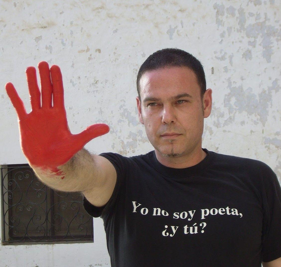 Sergi Quiñonero, poeta visual