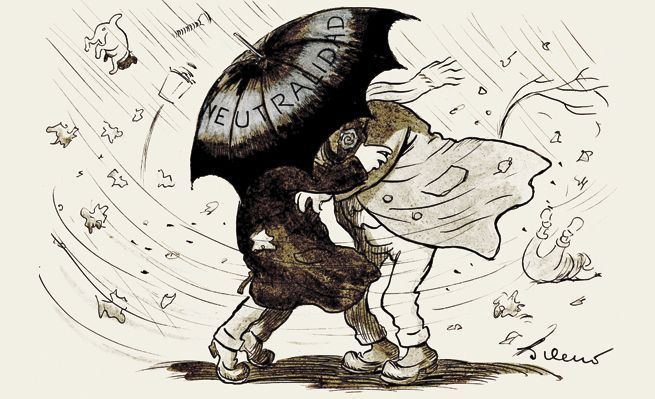 Ilustración de Sileno
