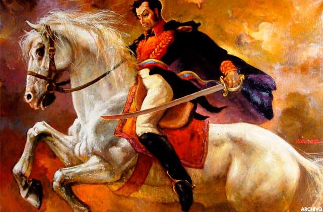 Discurso de Simón Bolivar