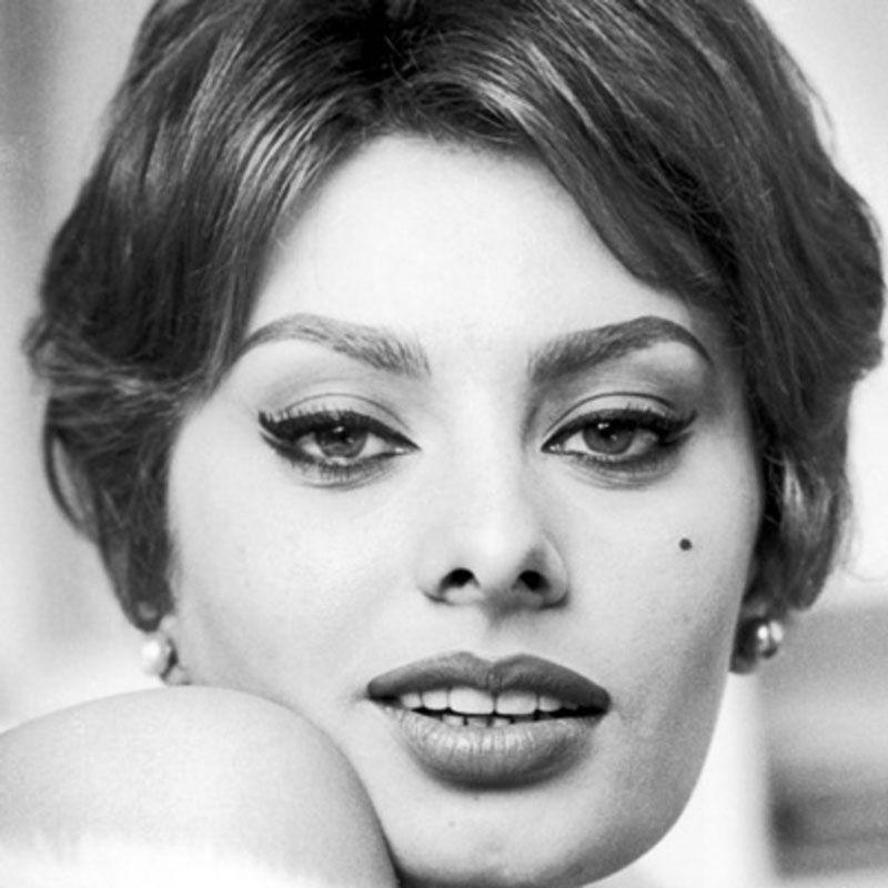Sophia Loren, Roma, 1934
