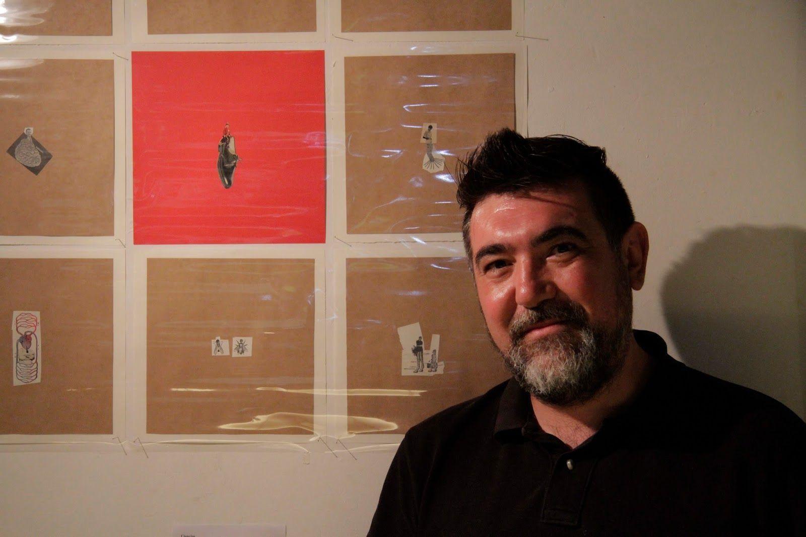 El Sr. García, poeta visual