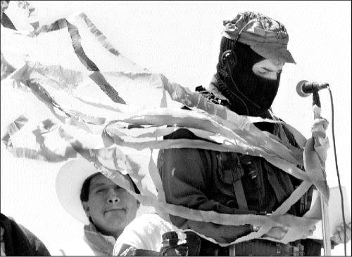 Discurso del Subcomandante Marcos en la UNAM pronunciado el 21 de marzo de 2001