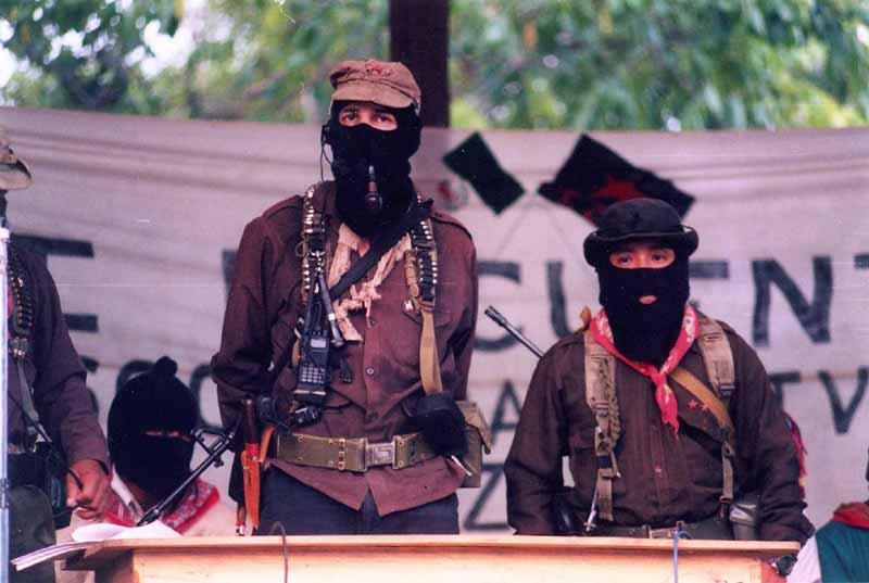 Las demandas del EZLN, discurso del Subcomandante Marcos pronunciado el 1 de marzo de 1994