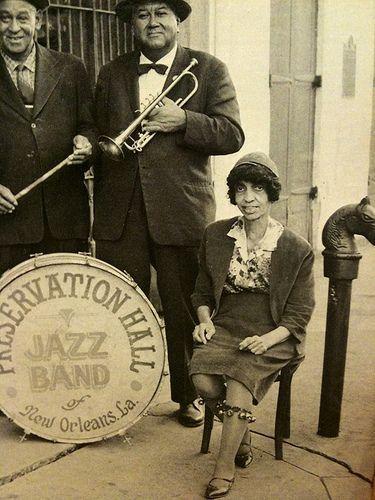 Sweet Emma Barrett, New Orleans, 1897-1983