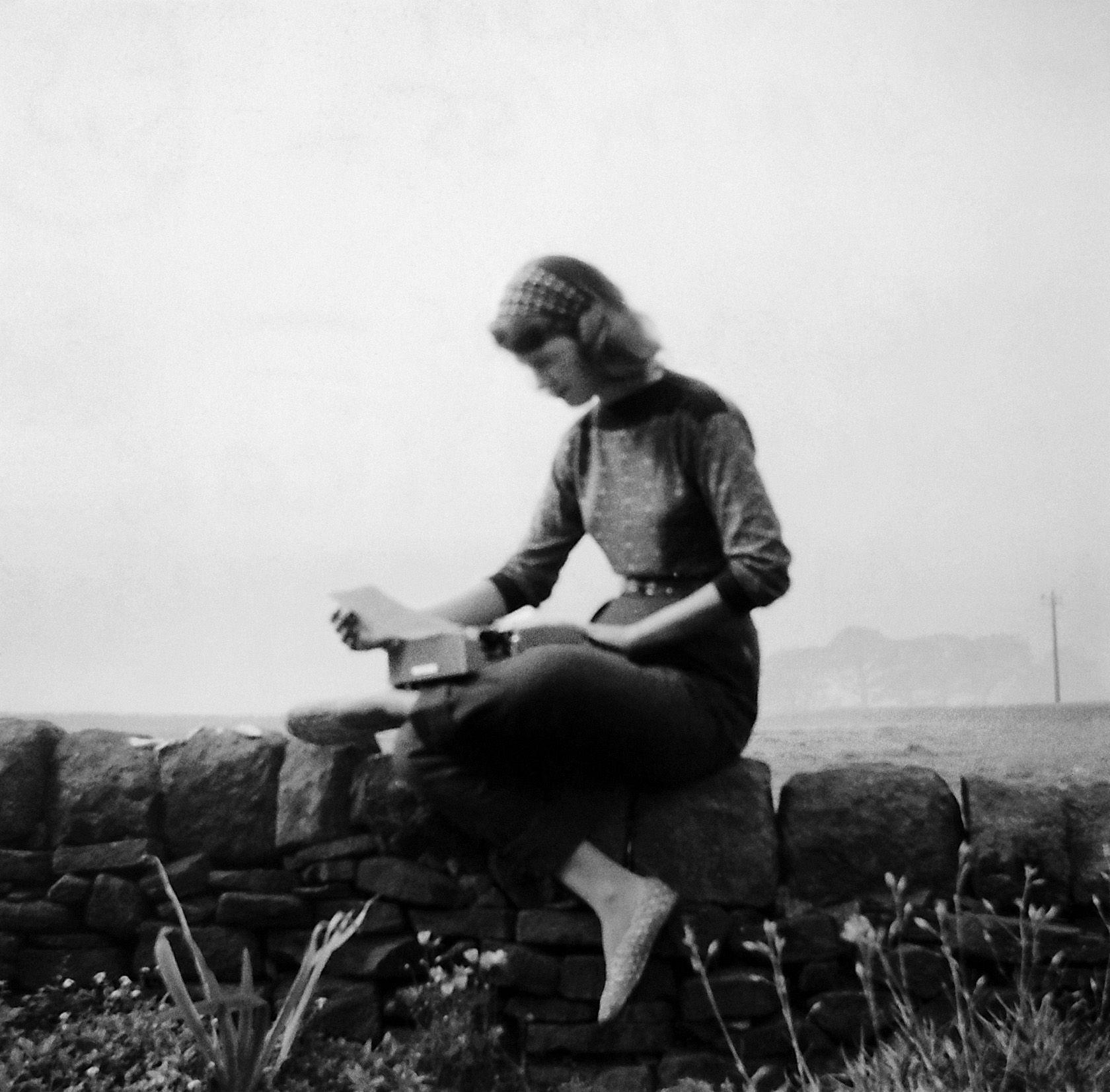 Sylvia Plath, poeta, Boston, 1932-1963