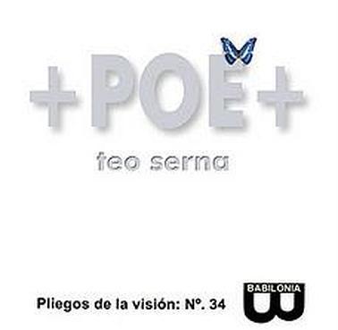 Teo Serna poeta visual