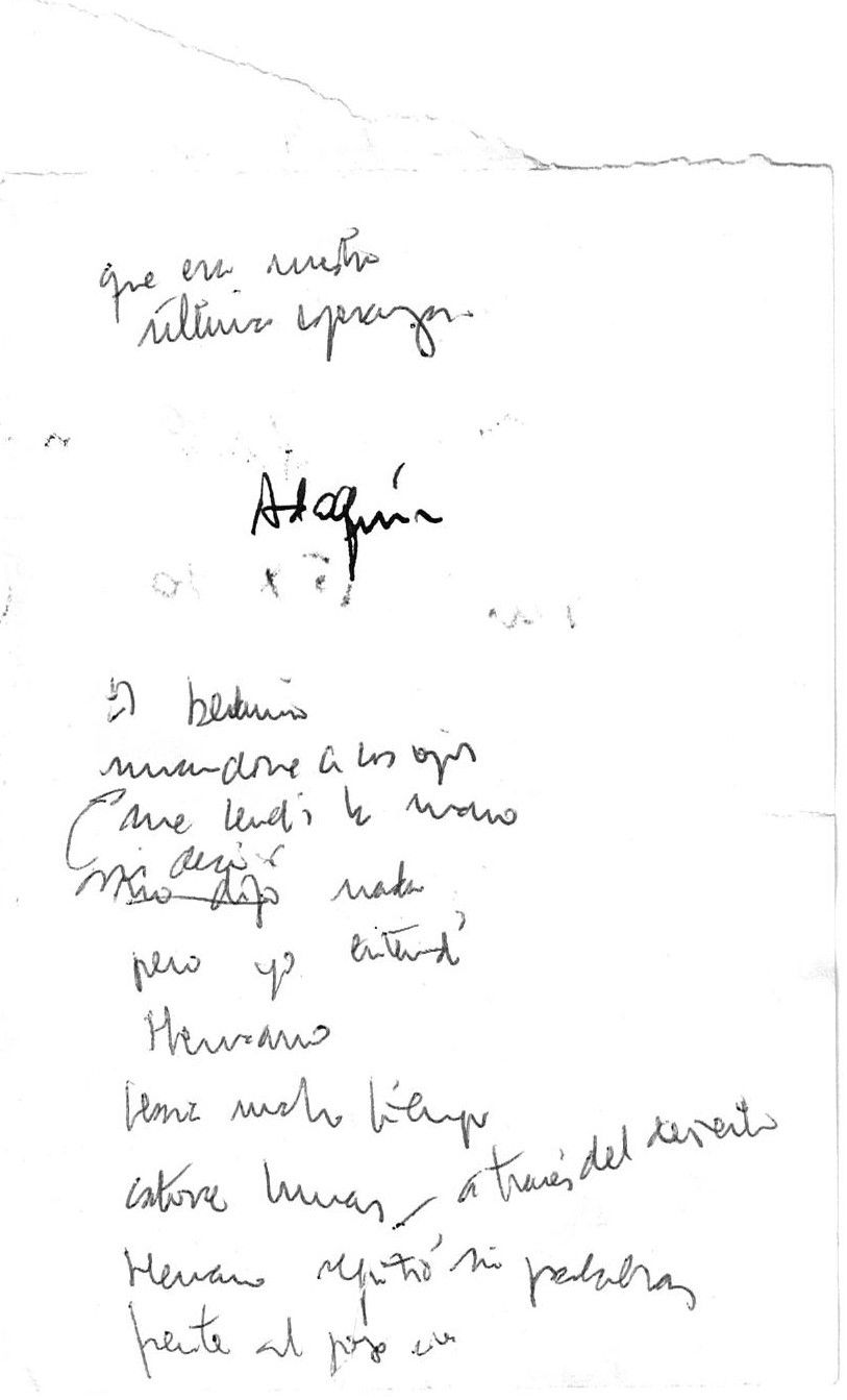 Texto manuscrito nº 34