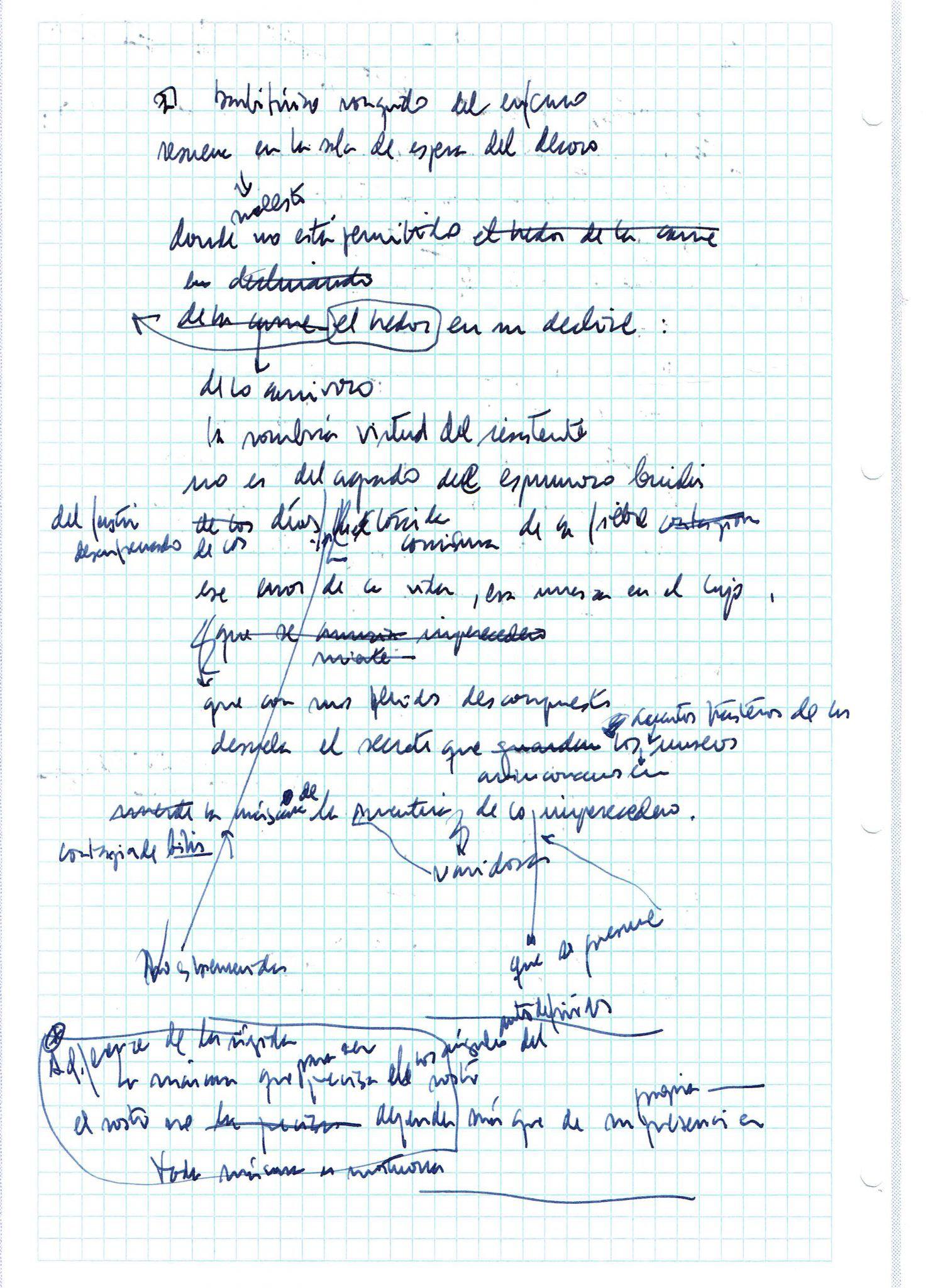 Texto manuscrito nº 38