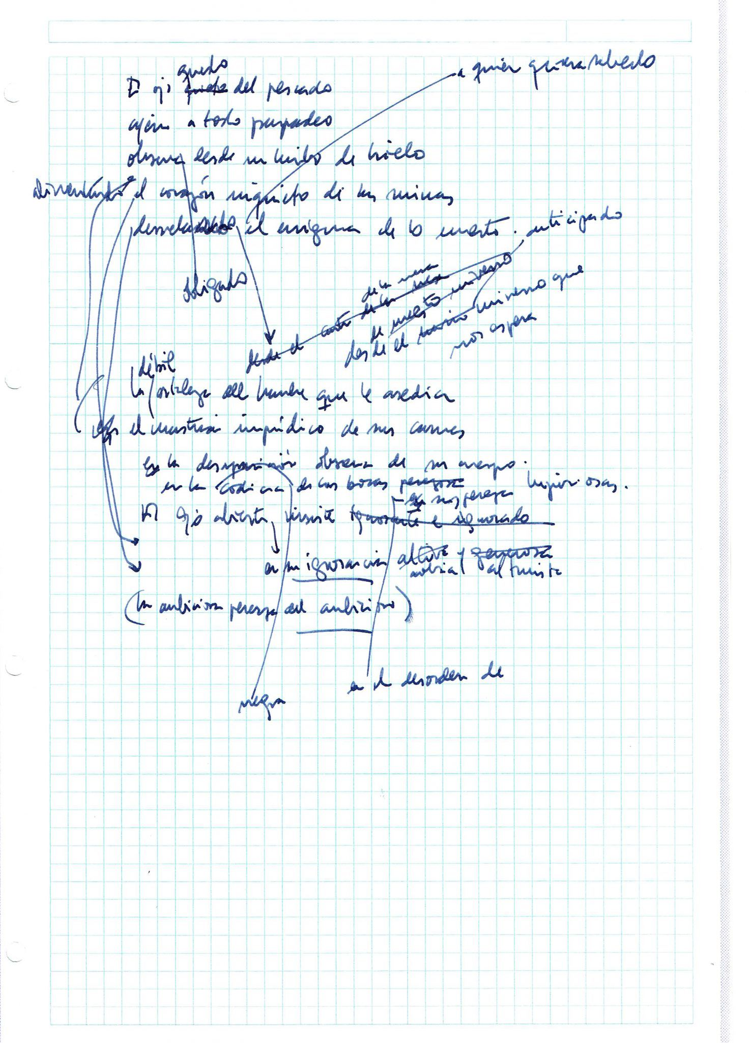 Texto manuscrito nº 39