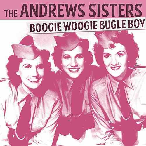 The Andrews Sisters interpretan Boogie Woogie Bugle Boy, 1941