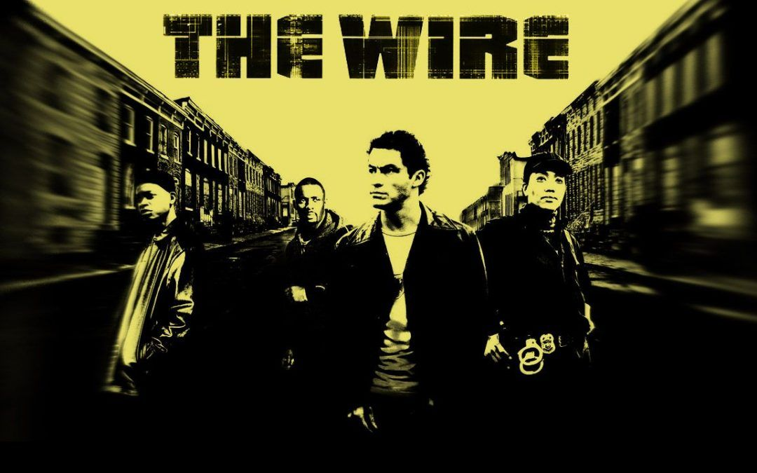 The wire, serie TV (2002-2008)