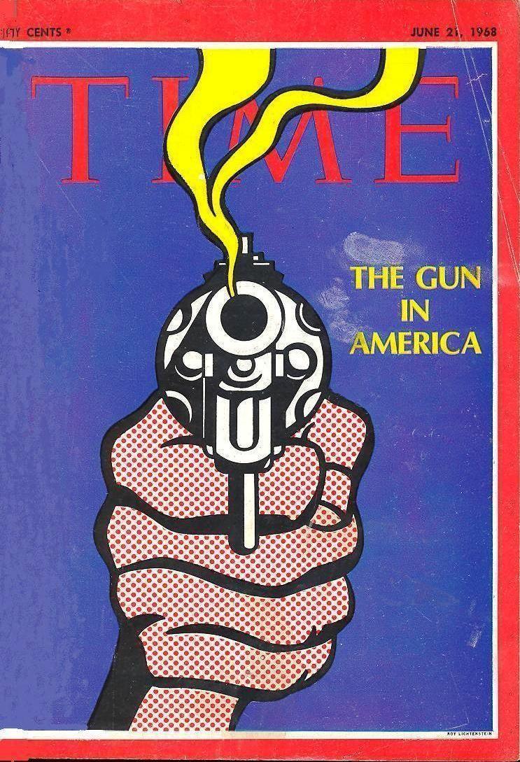 Time (21 de Junio de 1968) Portadas revistas