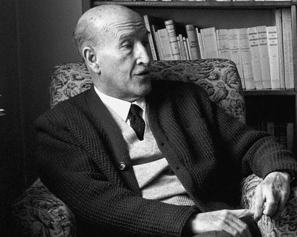 Vicente Aleixandre, poeta, Sevilla, 1898-1984