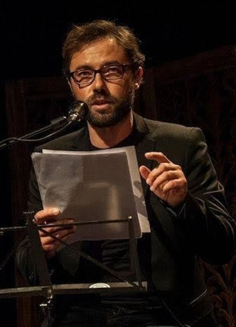 Vicente Gutierrez Escudero, poeta visual
