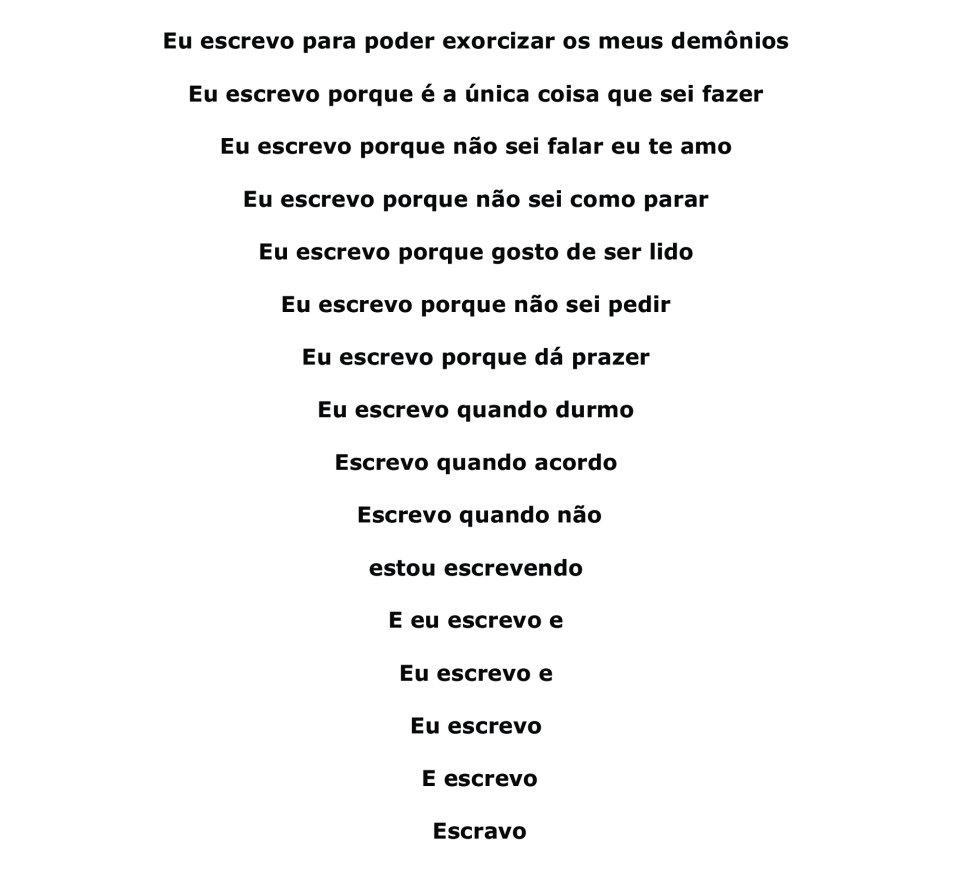 Victor Az, poeta visual